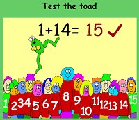 Adding Games - Test the Toad