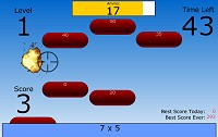 Multiplication Games - Times Table Shooter